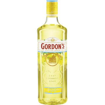 Gordon's Sicilian Lemon